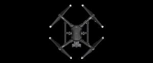 DJI M200 Drone Top View