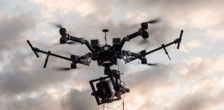 UAV Alexa Drone