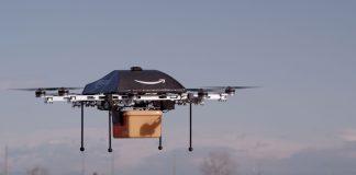 Amazon Prime Air Drone Delivery