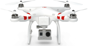 DJI Phantom 1 UAV