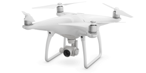 DJI Phantom 4 Follow Drone