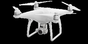 DJI Phantom 4 Follow Drone