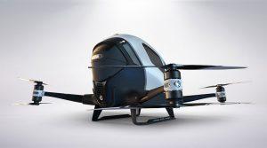 Ehang184 Passenger Drone