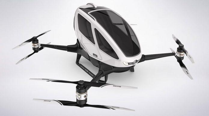 Passenger Drone Ehang184
