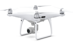 DJI Phantom 4 Drone Follows You