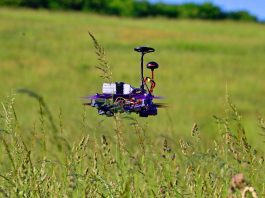 Drone Virtual Reality